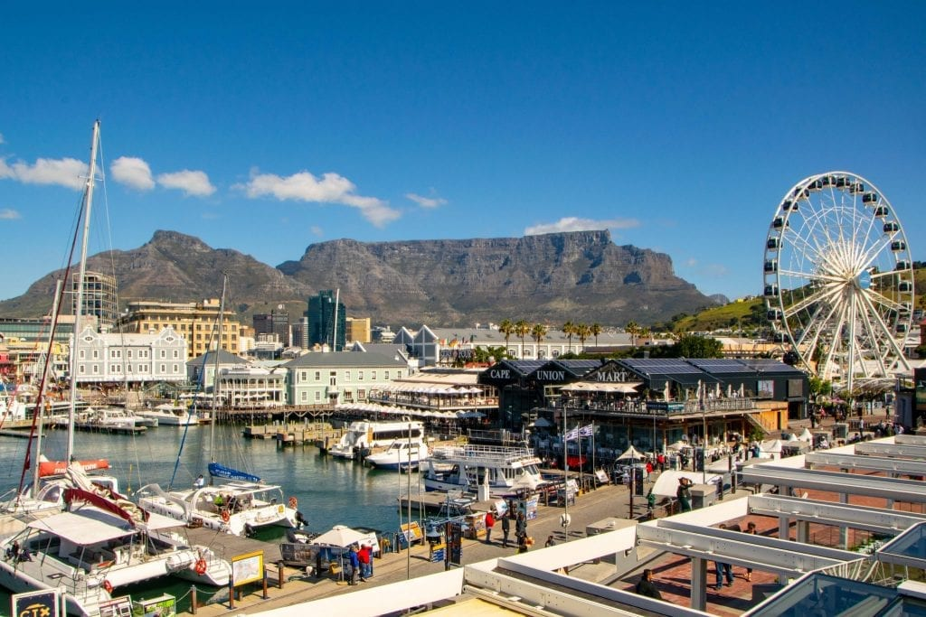 3 Days in Cape Town: Cape Town Waterfront