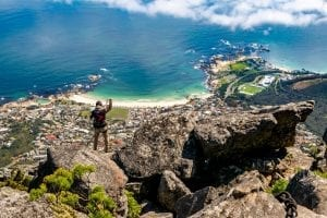 South Africa Packing List: Views from Table Mountain