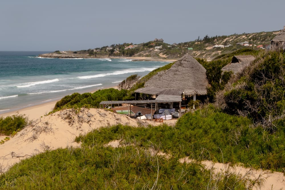 Tofo, Mozambique: Views from Sand Dunes