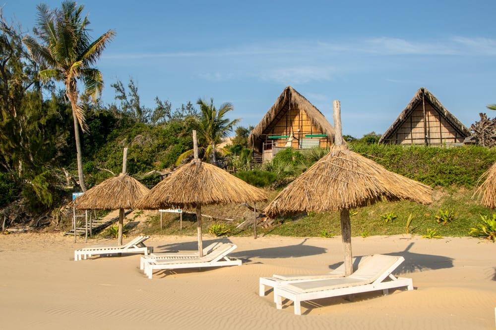 Tofo, Mozambique: Casa Barry Beach Resort