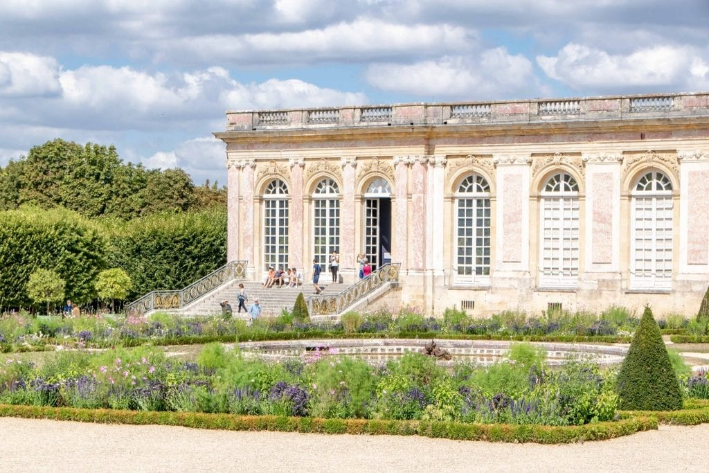 Visiting Versailles from Paris: Grand Trianon