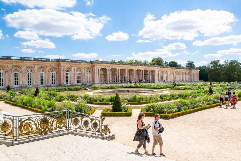 Visiting Versailles: Gardens of Versailles