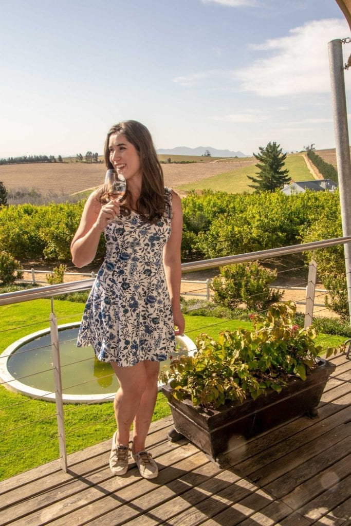 2 Weeks in Cape Town Itinerary: kate storm in Cape Winelands