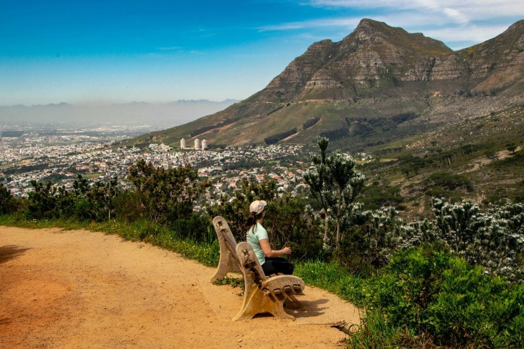 Cape Town Itinerary: Lion's Head Trail