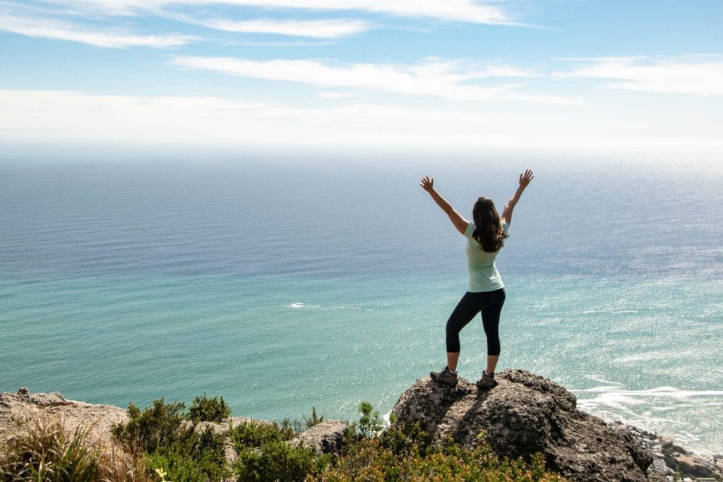 3 Days in Cape Town Itinerary: Hiking Lion's Head