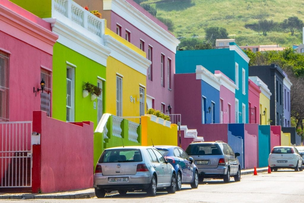 3 Days in Cape Town Itinerary: Homes in Bo-Kapp
