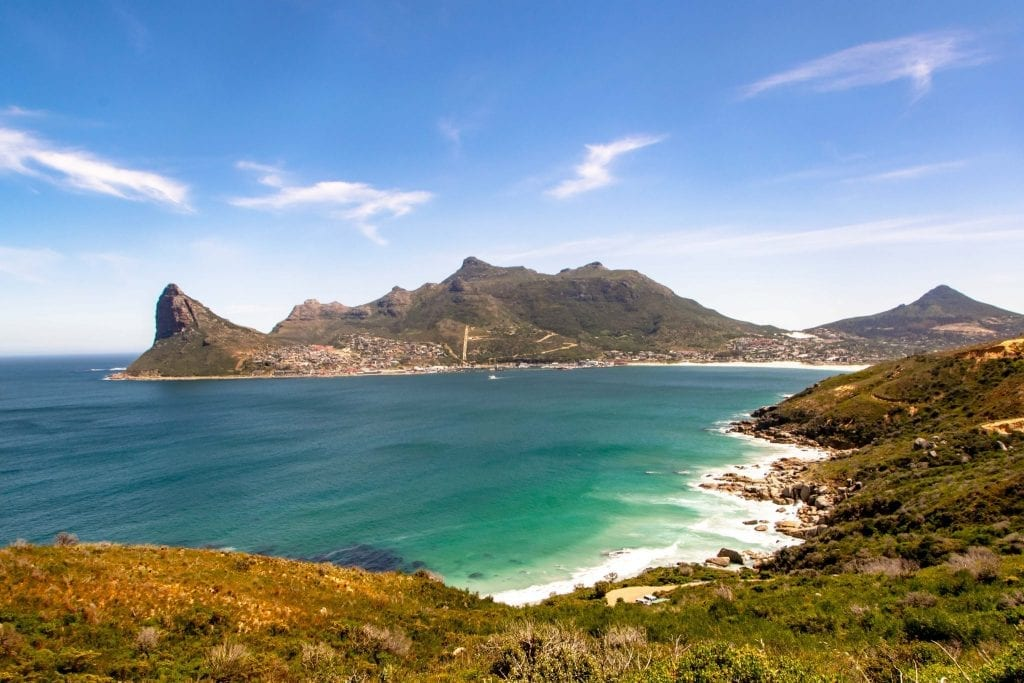 3 Days in Cape Town Itinerary: Chapman's Peak Drive