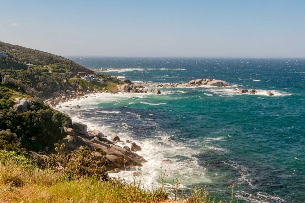 2 Weeks in South Africa Itinerary: Views Along Garden Route