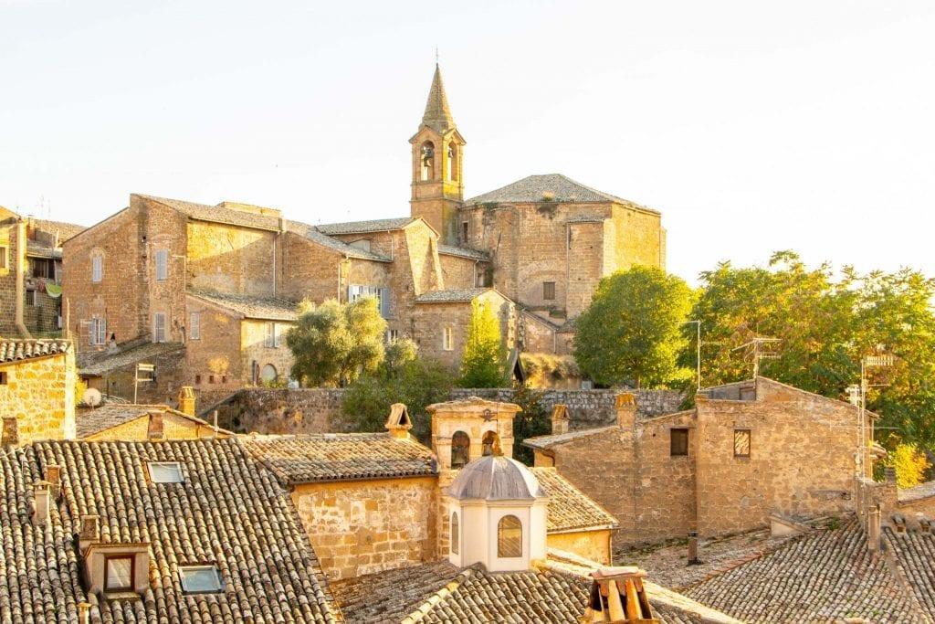 Italy Bucket List: View of Orvieto