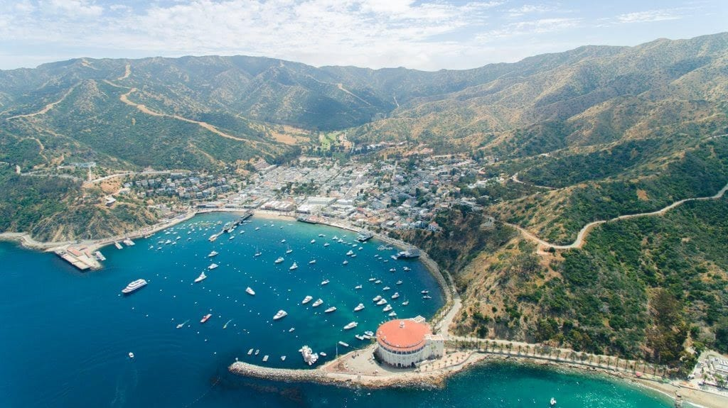 Romantic Getaways in USA: Catalina Island