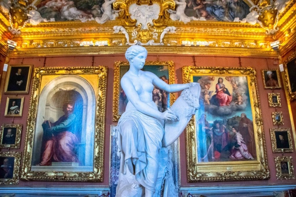 Fun Things to Do in Florence: Tour Palazzo Pitti