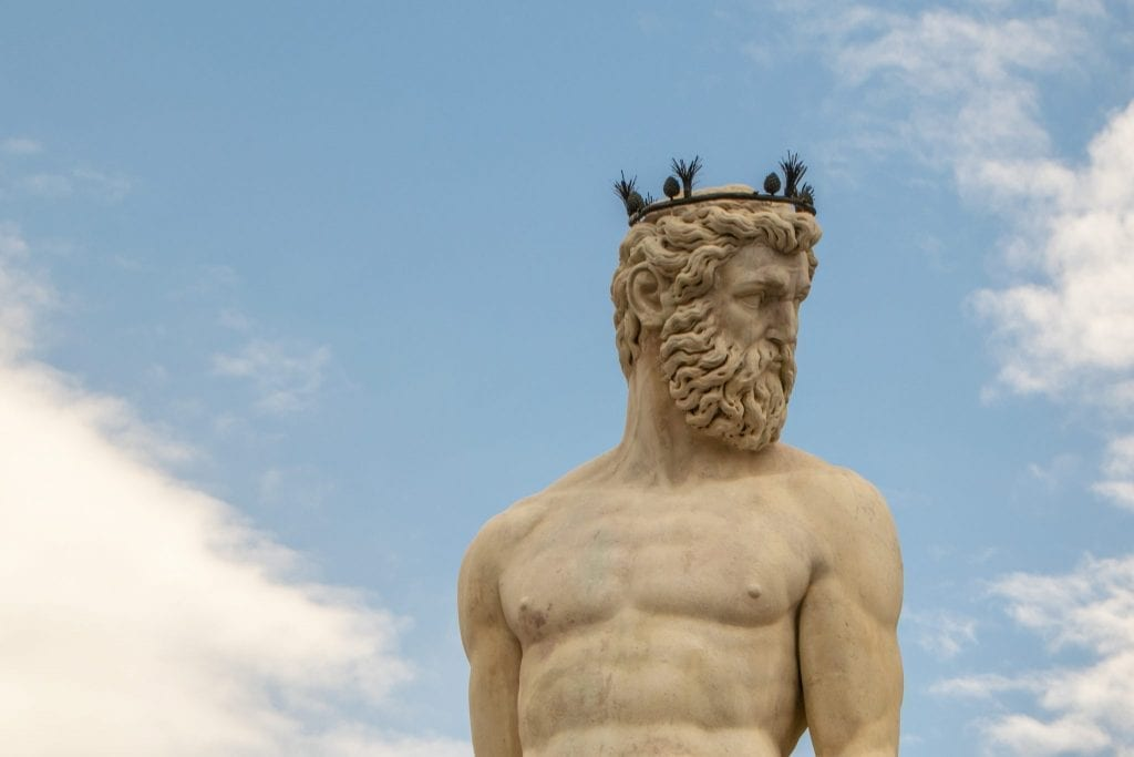 Fun Things to Do in Florence: Fountain of Neptune