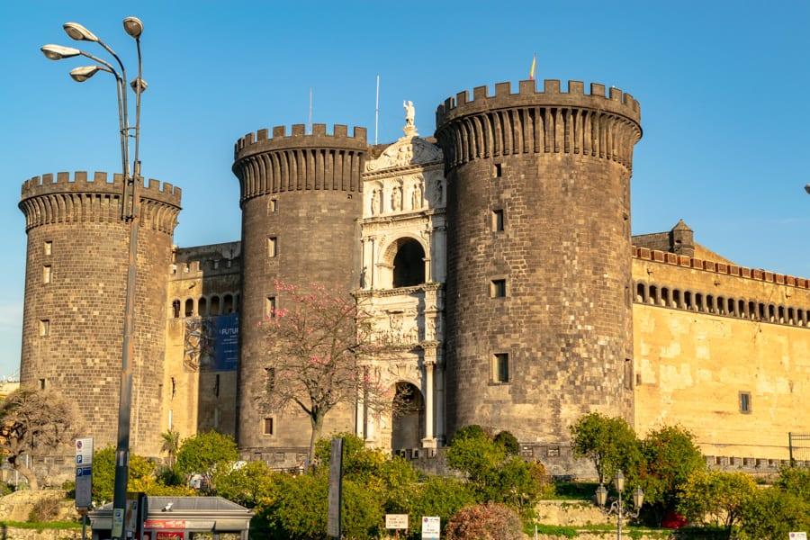 One Day in Naples Itinerary: Castel Nuovo