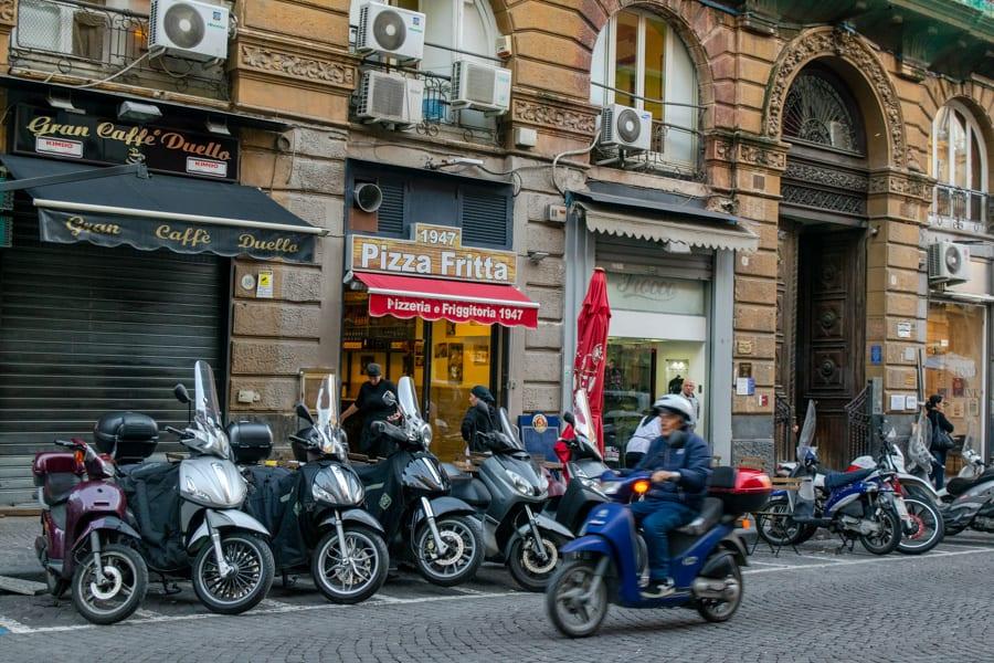 Naples Pizza Tour: Streets of Naples