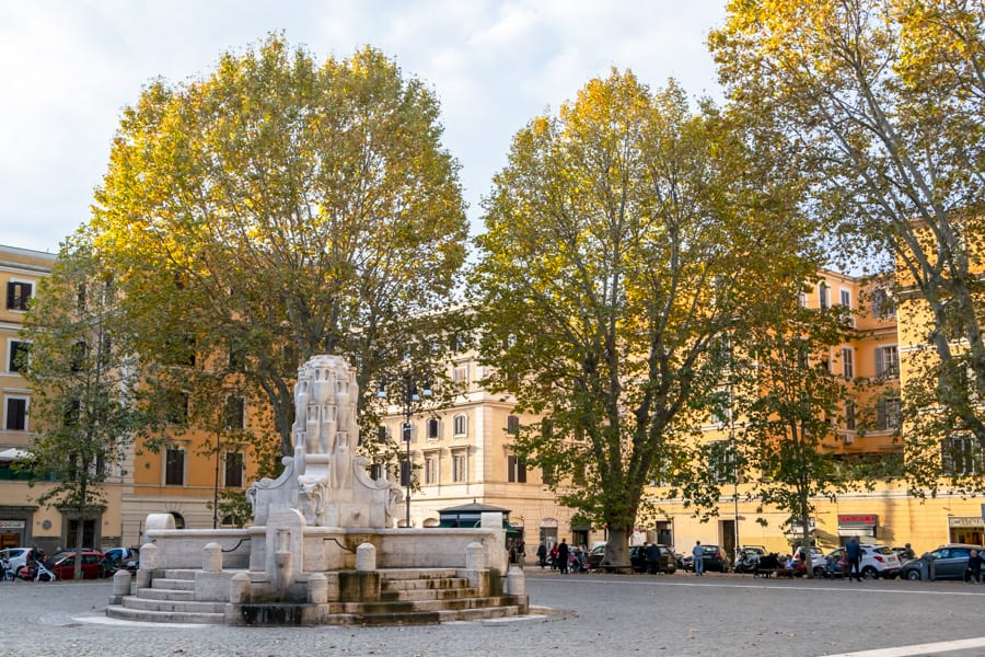 4 Days in Rome Itinerary: Piazza Testaccio