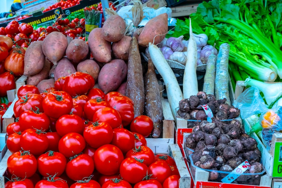 4 Days in Rome Itinerary: Testaccio Market