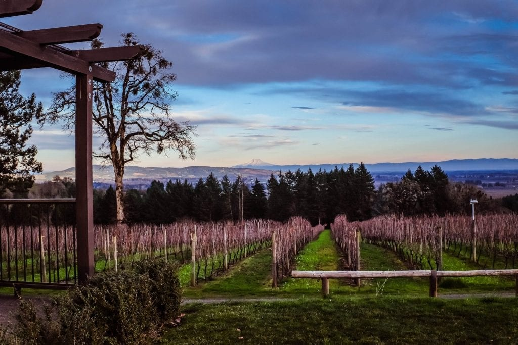 Romantic Getaways in USA: Willamette Valley