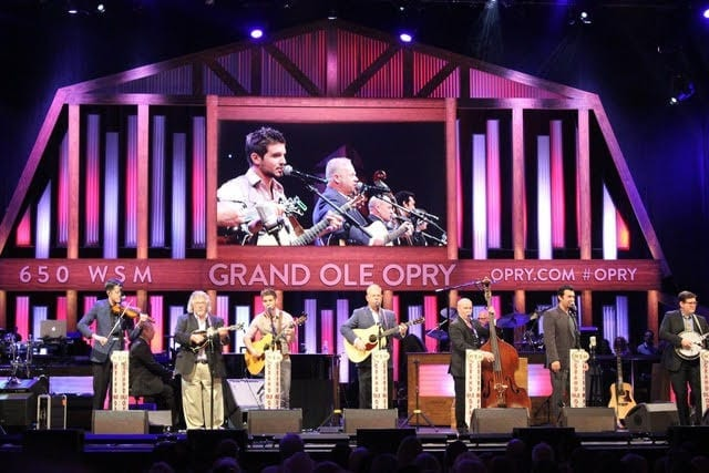 Romantic Getaways in USA: Grand Ole Opry in Nashville
