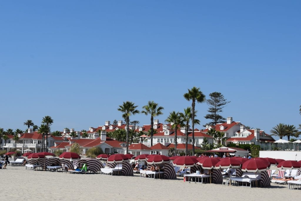 Romantic Getaways in USA: Coronado Island