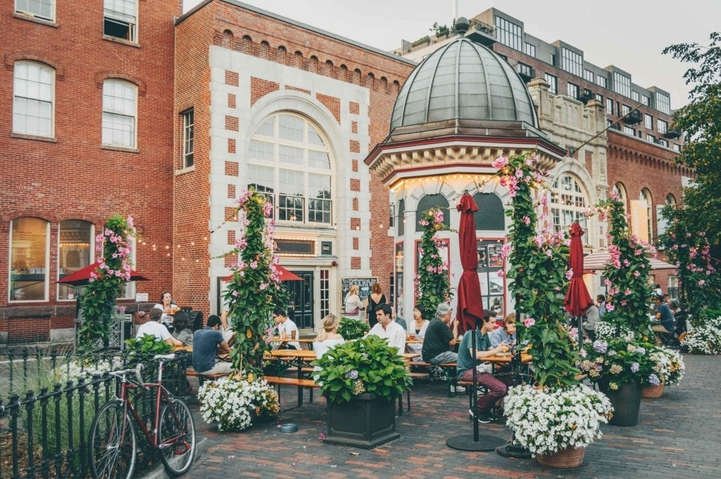Romantic Getaways in USA: Boston