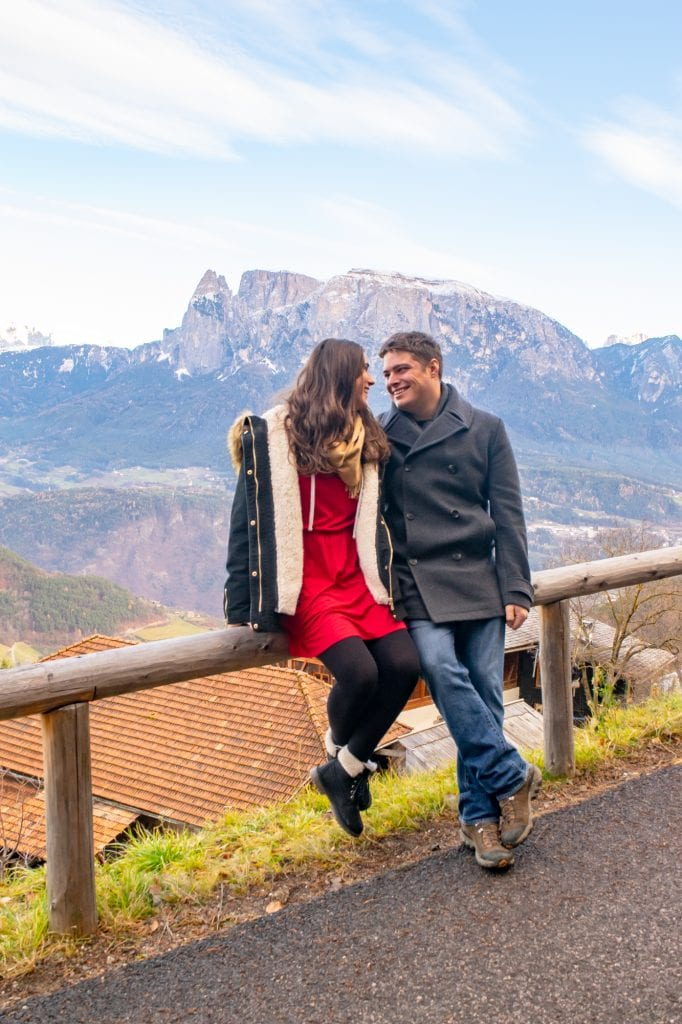 Couple in Soprabolzano