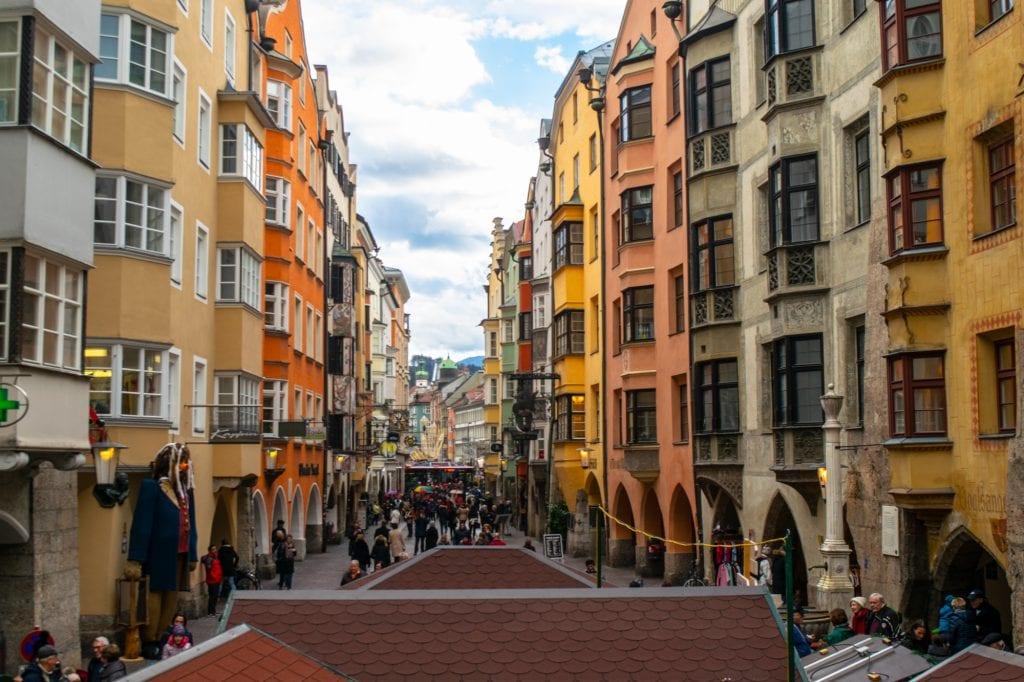 Austria Christmas Market Trip: Innsbruck