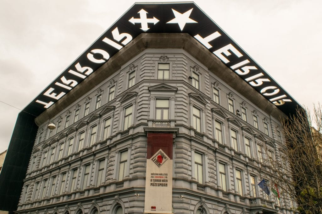 Best Things to Do in Budapest: House of Terror