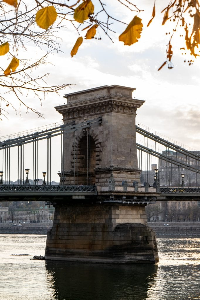 Best Things to Do in Budapest: Chain Bridge