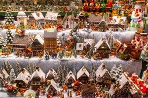 Austria Christmas Market Trip: Carved Buildings