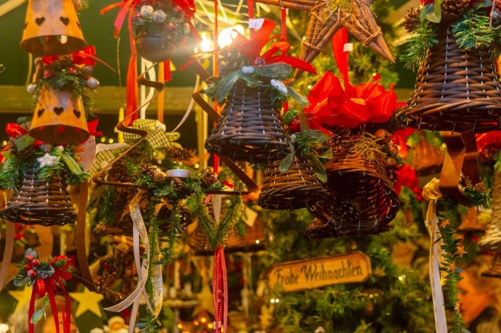 Austria Christmas Market Trip: Wreaths