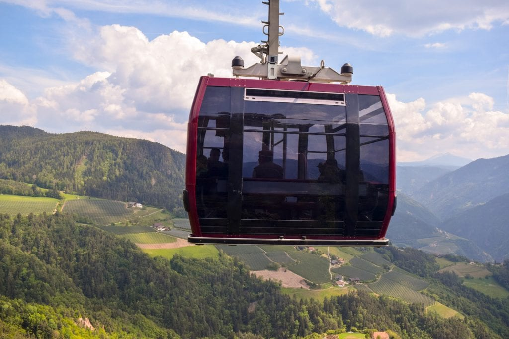 What to Do in Bolzano: Funiculars