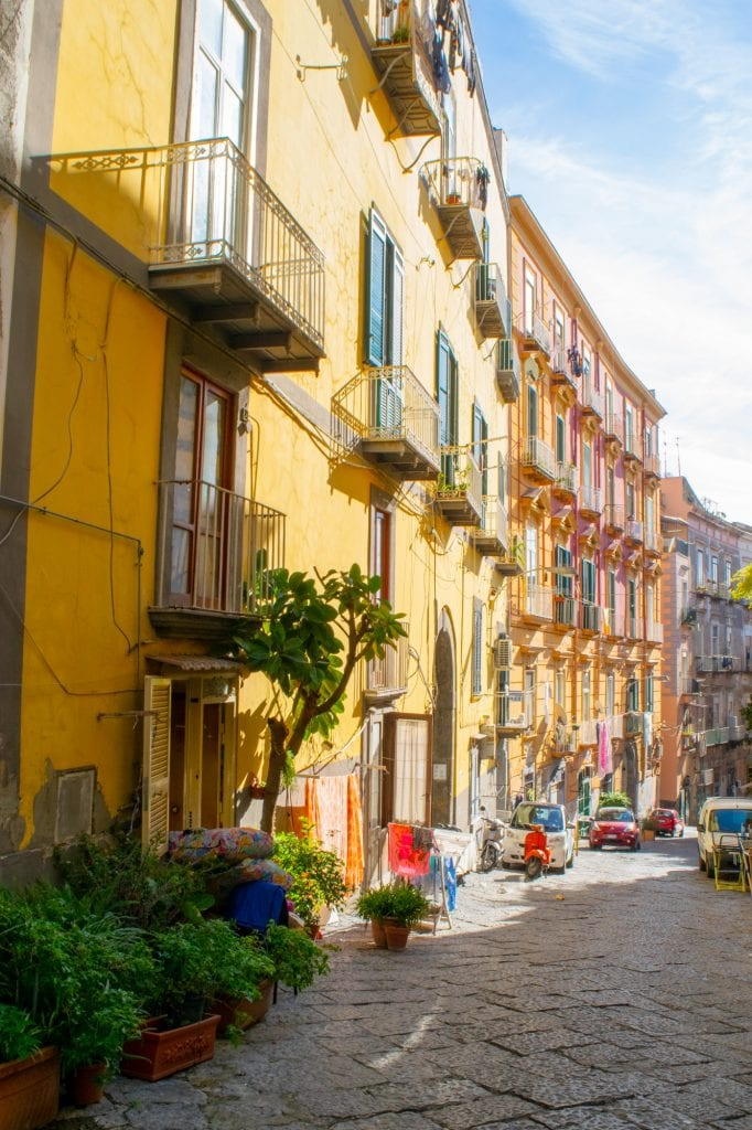 Naples in One Day: Streets of Naples