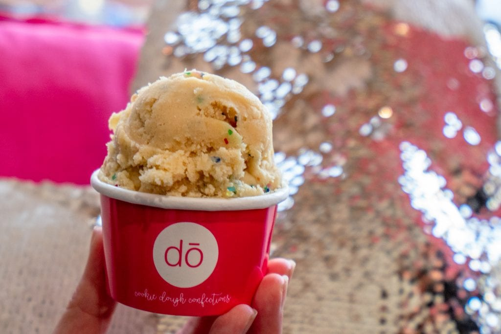 4 Day New York Itinerary: Do Edible Cookie Dough