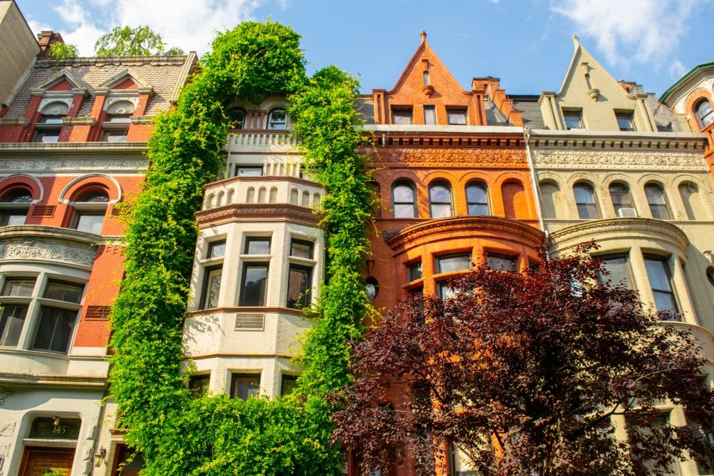 4 Days in New York Itinerary: Upper West Side Townhouses