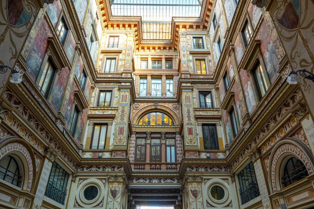 Galleria Sciarra: Most Instagrammable Places in Rome