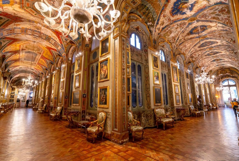 Hidden Gems in Rome: Galleria at the Palazzo Doria Pamphilj
