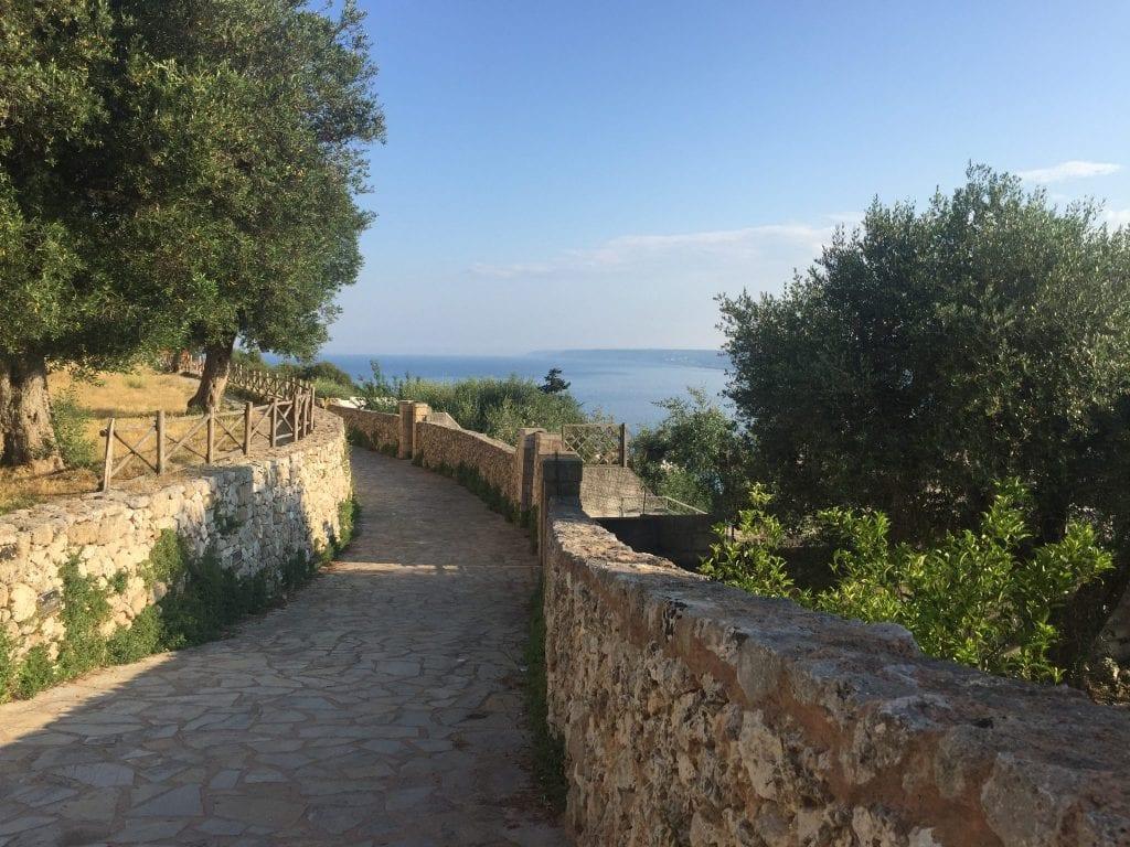 Castro Castello, Puglia, Prettiest Beach Towns in Italy