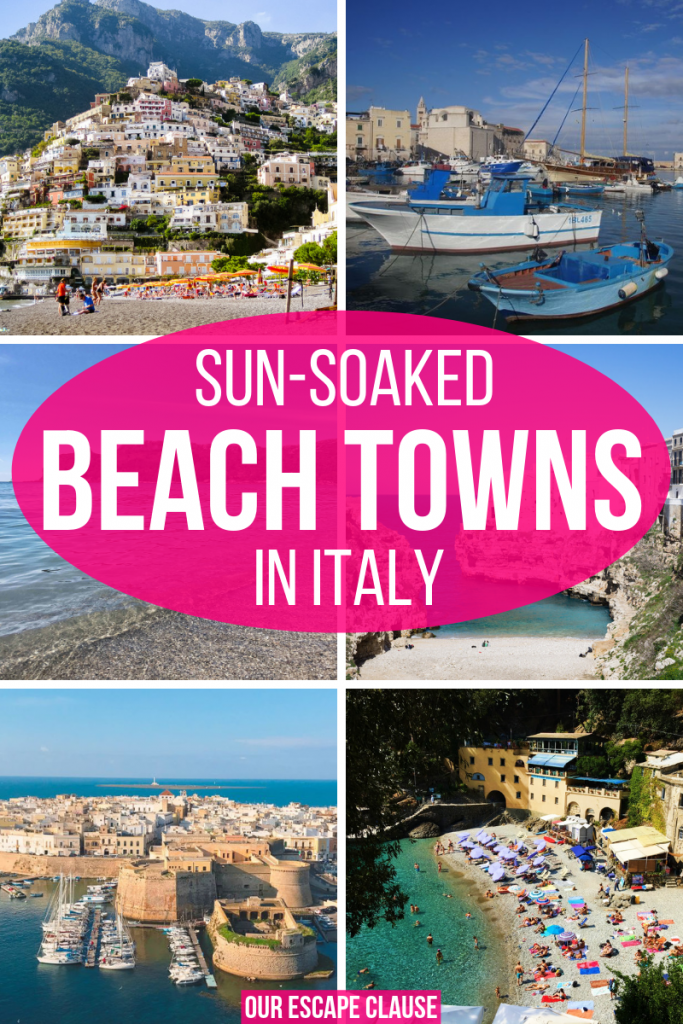 The Best Beach Towns in Italy