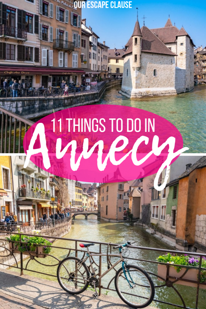 Best Things to Do in Annecy, France