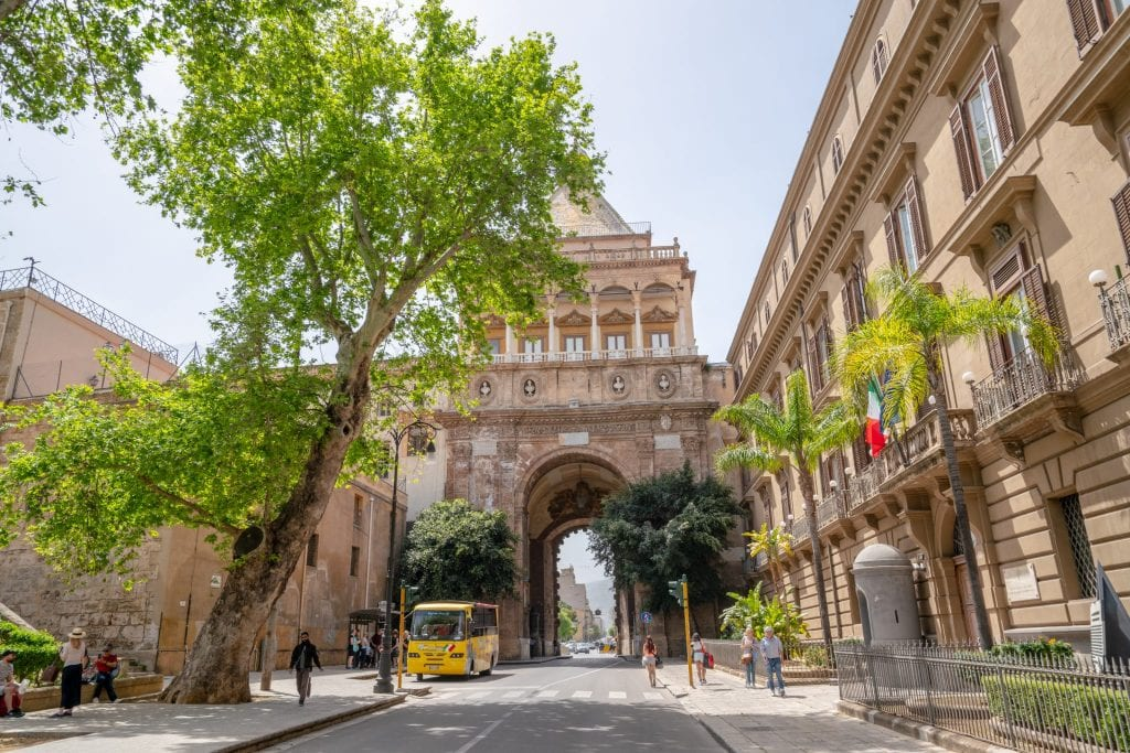 Porta Nuova, Best Things to Do in Palermo Sicily