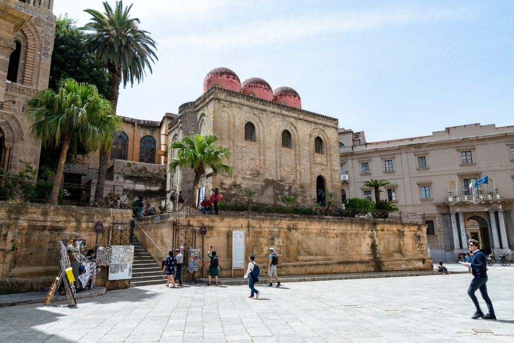 Square in Palermo: Best Things to Do in Palermo Sicily