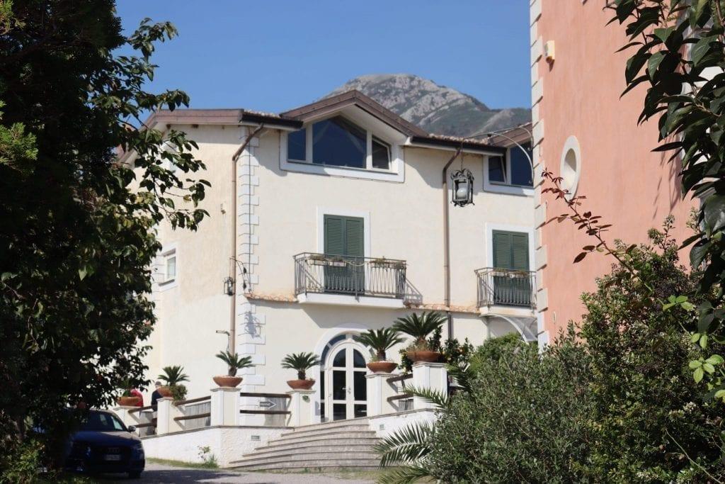 San Cipriano Picentino in Campania Italy