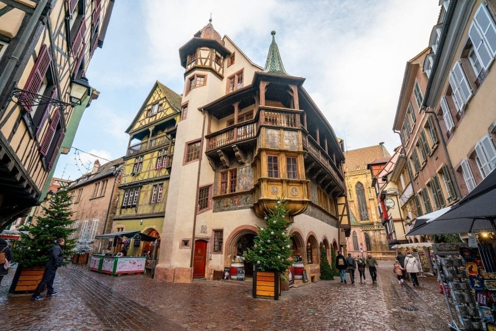 Pfister House in Colmar France