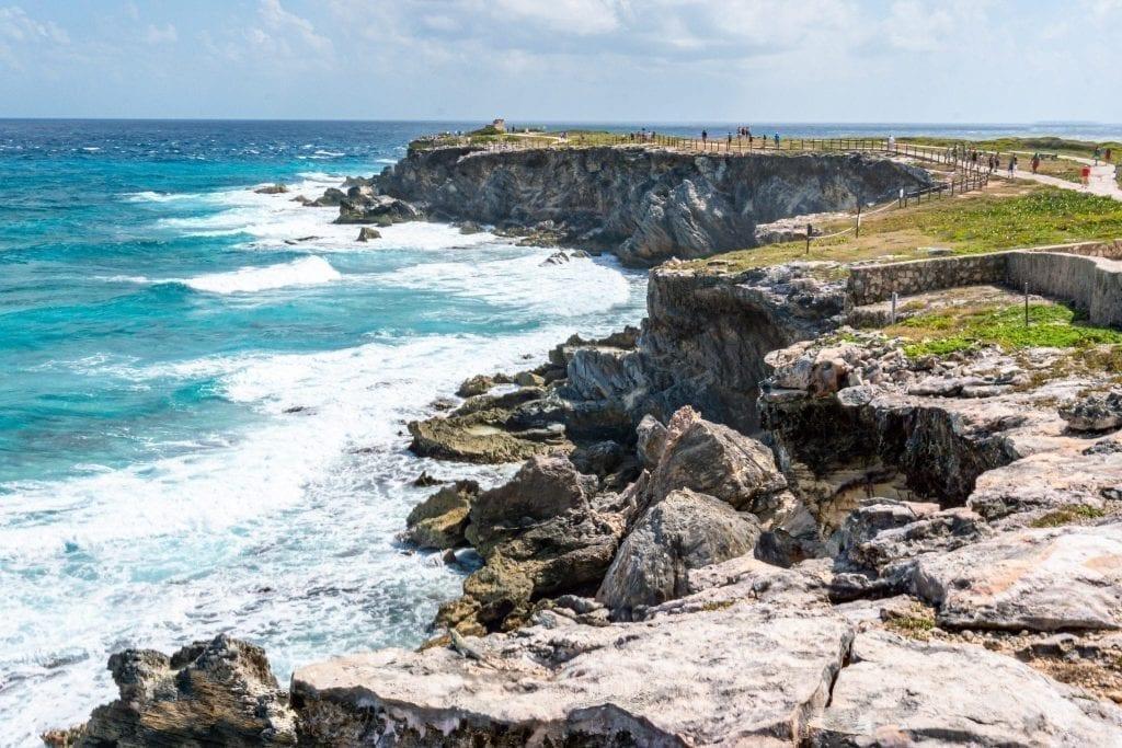 Punta Sur in Isla Mujeres Mexico