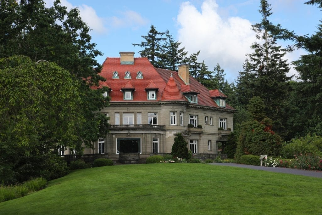 Pittock Mansion, a must-see when exploring Portland in 3 days