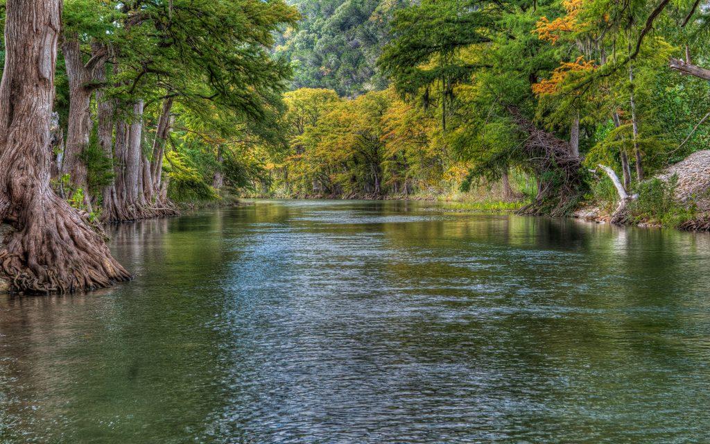 guadalupe river near new braunfels tx