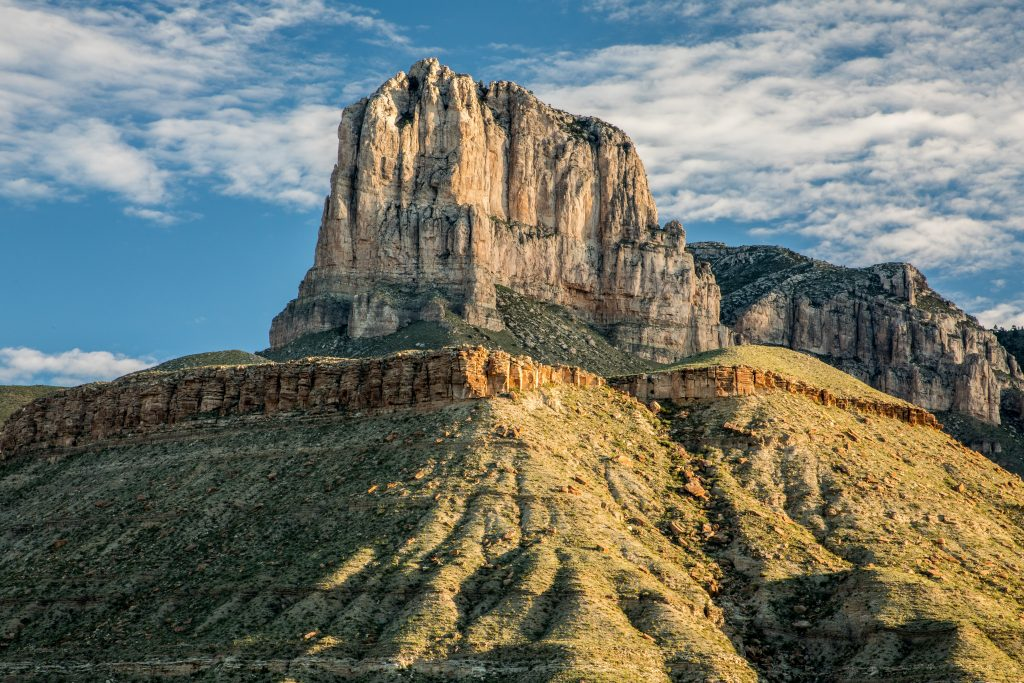 el capitan in guadalupe mountains national park