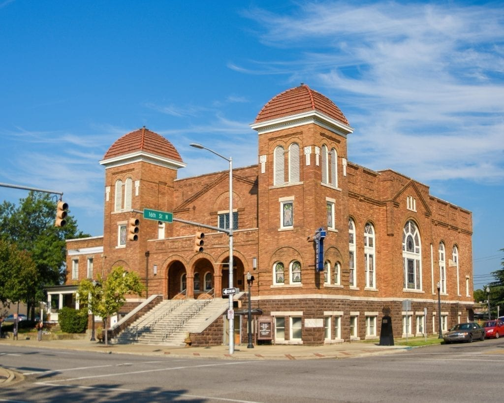 Historic Birmingham Alabama, one of the best weekend trips in the south